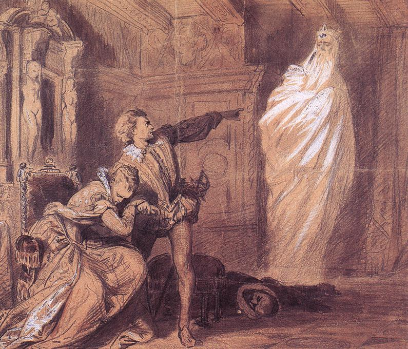 Hamlet Ghost